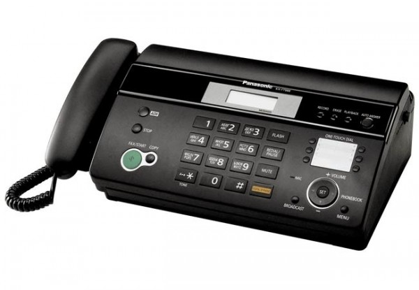 MÁY FAX PANASONIC KX-FT 983 CŨ