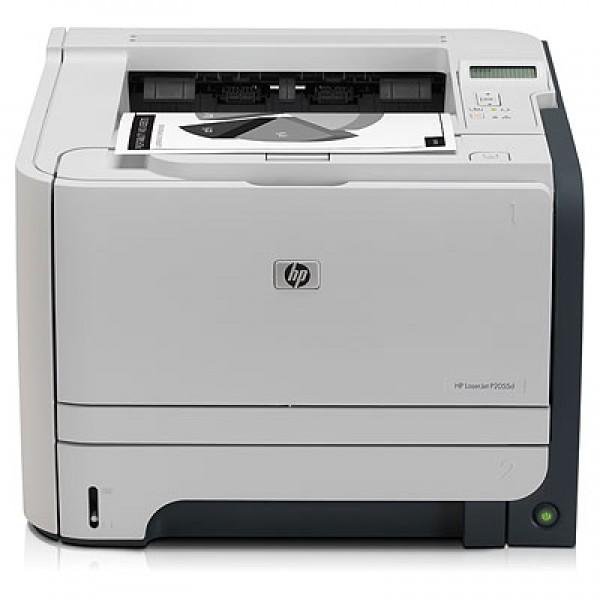 Máy in HP laserjet 2055D cũ ( in đảo mặt)