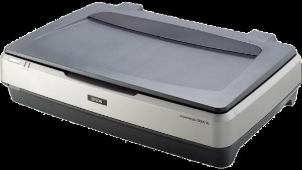 Máy quét Scanner Epson 10000XL Cũ - Máy quét khổ A3 phẳng
