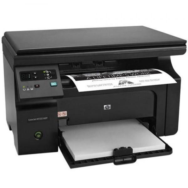Máy in HP LaserJet Printer M1132MFP cũ: