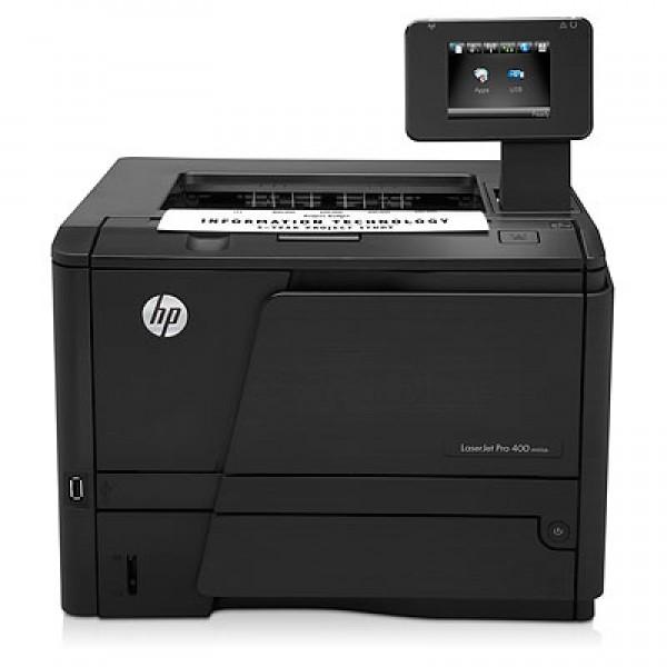 MÁY IN HP LASERJET PRO 400 M401DN CŨ (In đảo mặt, in mạng)