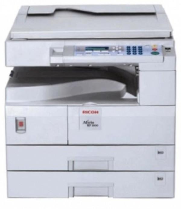 Máy Photocopy Ricoh Aficio MP 2000L2 cũ (in A3/copy/scan/duplex)