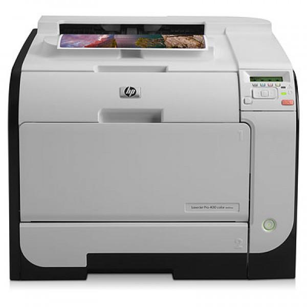 Máy in laser màu HP Pro 400 M451DN cũ giá rẻ