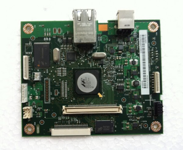 Card Formatter HP 401dn