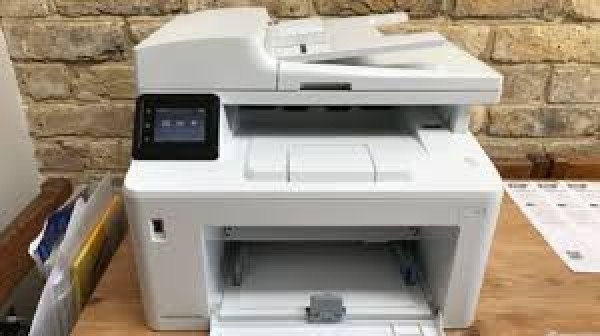Máy in đa năng HP LaserJet Pro MFP M227fdw Cũ