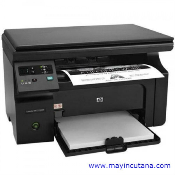 Máy in HP LaserJet Printer M1132MFP cũ: