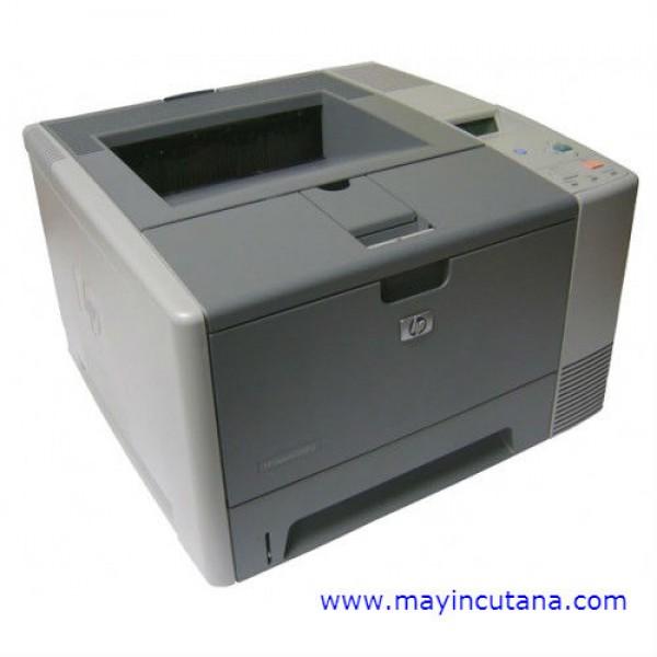 Máy in HP LaserJet 2420DN cũ ( Đảo măt, In mạng )