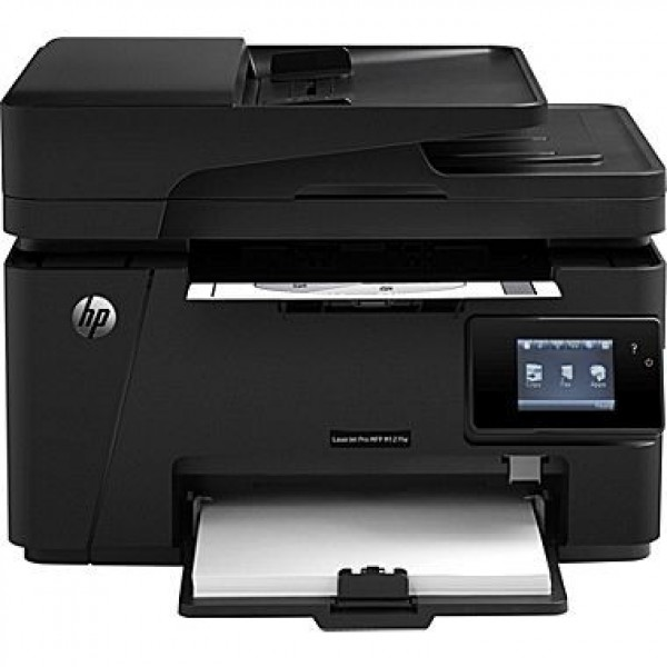 Máy in HP Color Laserjet Pro M177FW cũ (Print, Scan, Copy)
