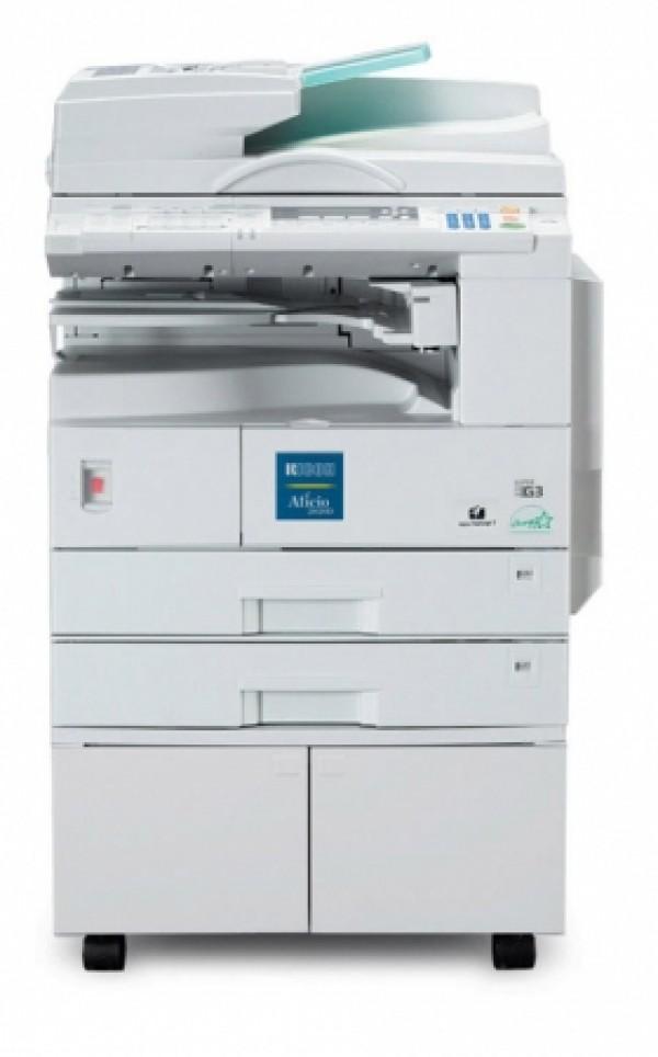 Máy Photocopy Ricoh Afficio 2020 cũ