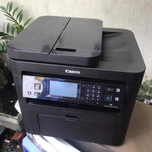 Máy in đa chức năng Canon MF 229DW cũ (in,scan,copy, đảo mặt, wifi)